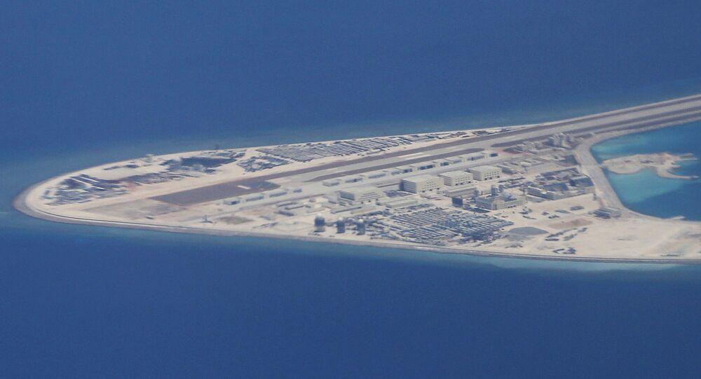 EEUU no reconoce la soberanía de China en el Mar Meridional