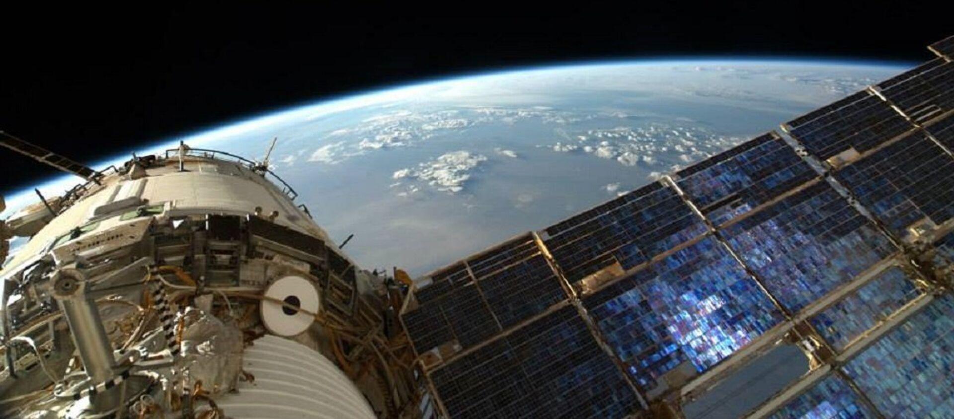 La Tierra desde la Estación Espacial Internacional (EEI)  - Sputnik Mundo, 1920, 23.10.2019