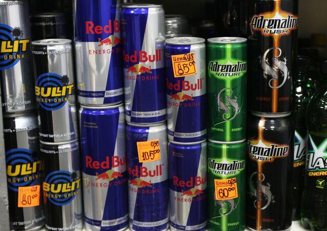 Bebidas energéticas (imagen referencial)
