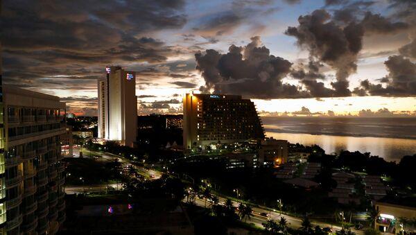 La isla de Guam - Sputnik Mundo