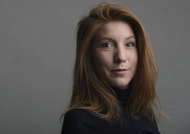 Kim Wall, periodista sueca