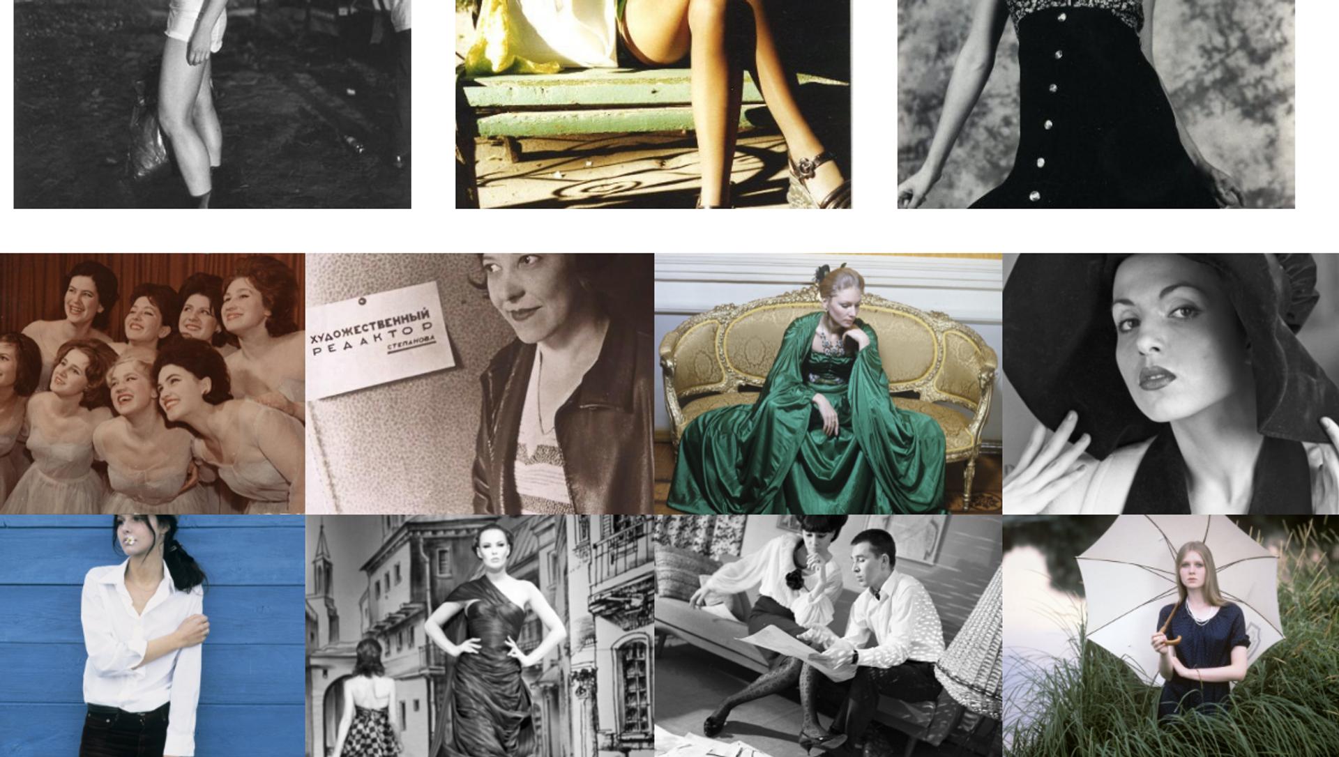 La evolución de la moda rusa - Sputnik Mundo, 1920, 14.08.2017