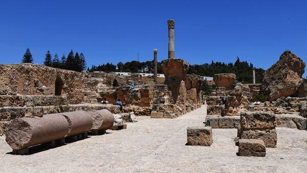 El territorio de la ciudad antigua de Cartago - Sputnik Mundo