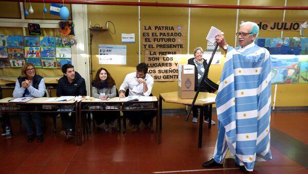 Elecciones primarias en Argentina - Sputnik Mundo