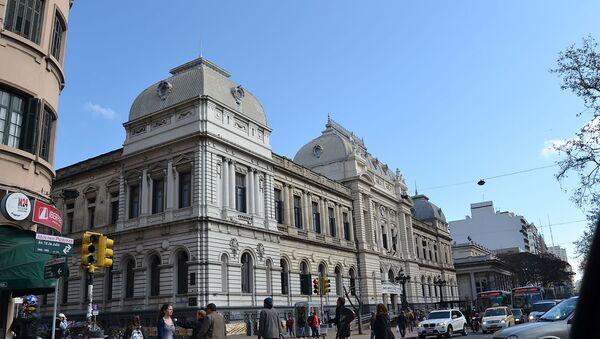 Universidad de la República en Montevideo, Uruguay - Sputnik Mundo