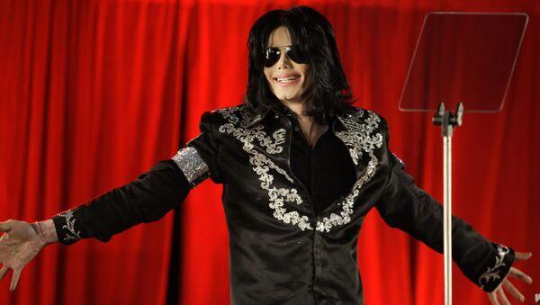 Michael Jackson, cantante estadounidense - Sputnik Mundo