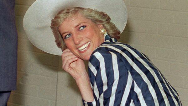 Диана, принцесса Уэльская, в Австралии, 1988 год - Sputnik Mundo
