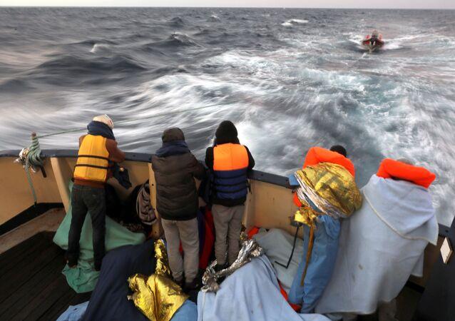 Refugiados (archivo)