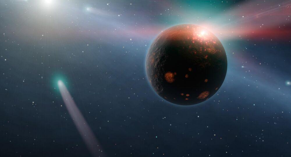 Cometas (imagen referencial)