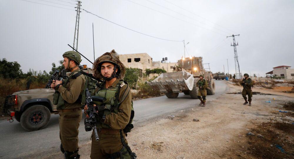 Soldados del Ejército israelí (archivo)