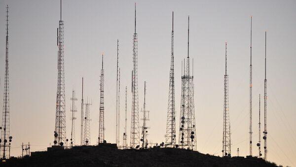 Torre de televisión - Sputnik Mundo