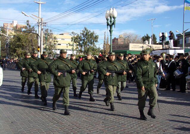 Gendarmería de Argentina (archivo)