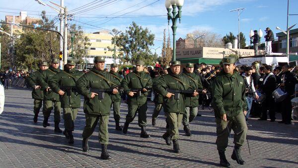 Gendarmería de Argentina (archivo) - Sputnik Mundo