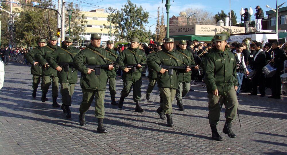 Gendarmería de Argentina