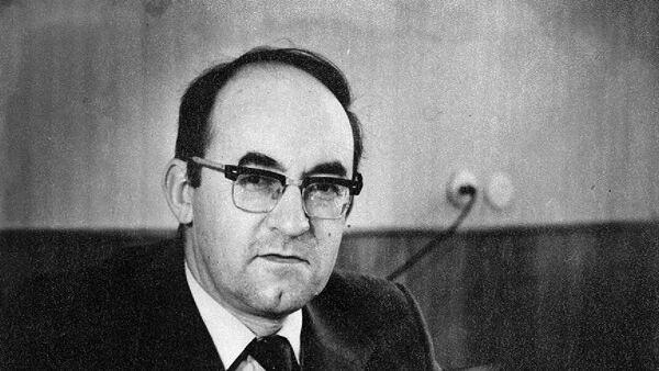 Mijaíl Troyánov, célebre científico soviético - Sputnik Mundo