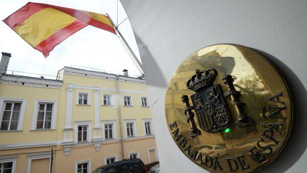 La embajada de España en Rusia - Sputnik Mundo