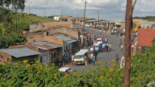 Bujumbura, la capital de Burundi - Sputnik Mundo
