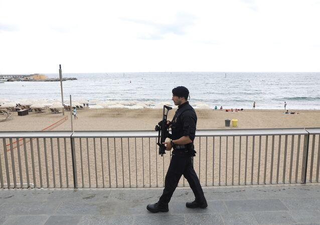 Mossos dEsquadra, la policía autonómica catalana