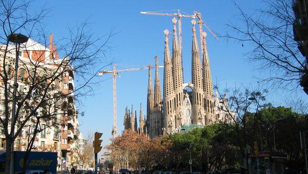 La Sagrada Familia (Barcelona) - Sputnik Mundo