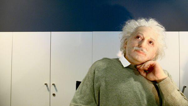 Albert Einstein - Sputnik Mundo