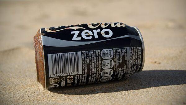 Coca-Cola Zero - Sputnik Mundo