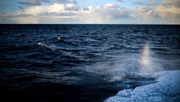 Océano (imagen referencial) - Sputnik Mundo