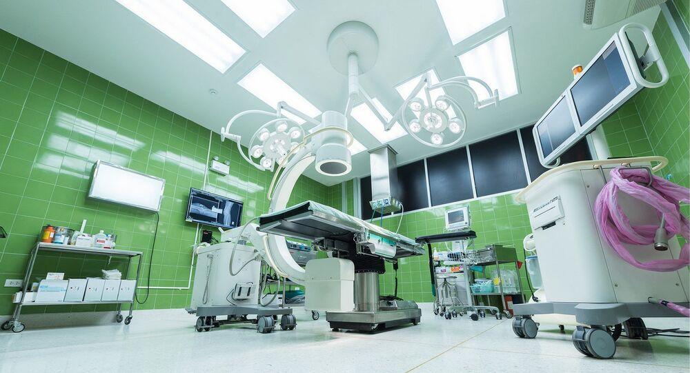 En un hospital (imagen referencial)