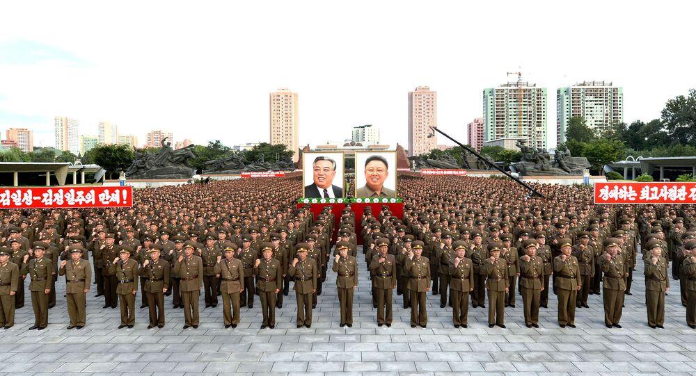 Los militares de Corea del Norte