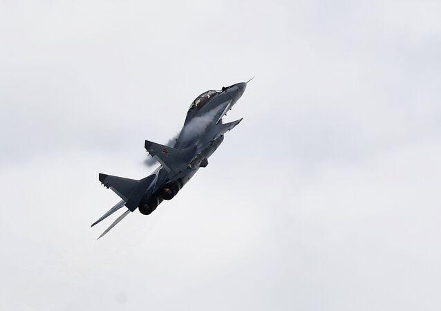 Caza ruso MiG-35