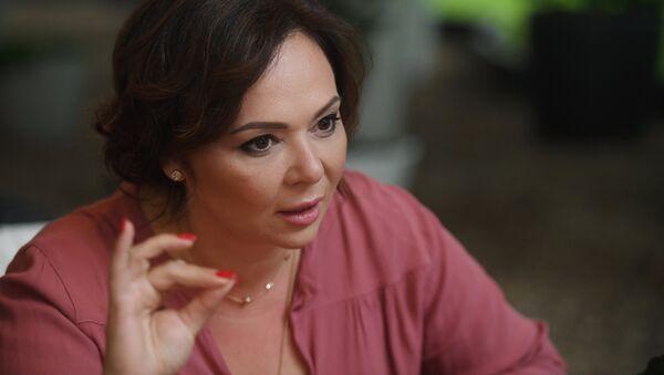 Natalia Veselnítskaya, abogada rusa - Sputnik Mundo