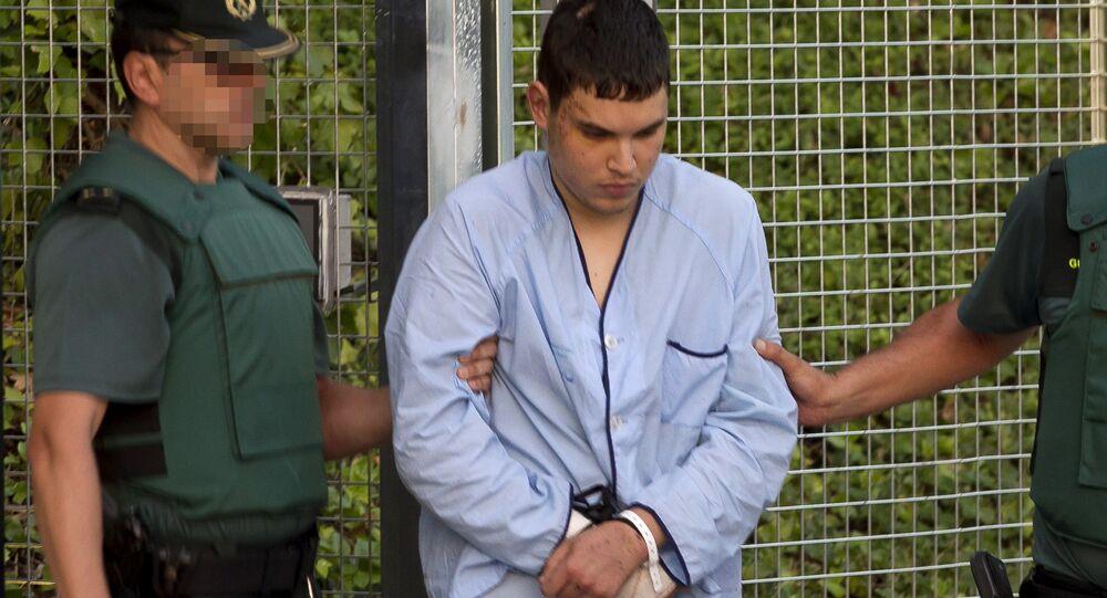 Mohamed Houli Chemlal, sospechoso del atentado terrorista en Barcelona