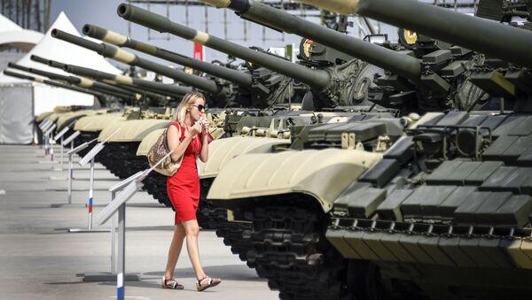 Lo mejor del Foro Internacional Técnico Militar Army 2017 - Sputnik Mundo