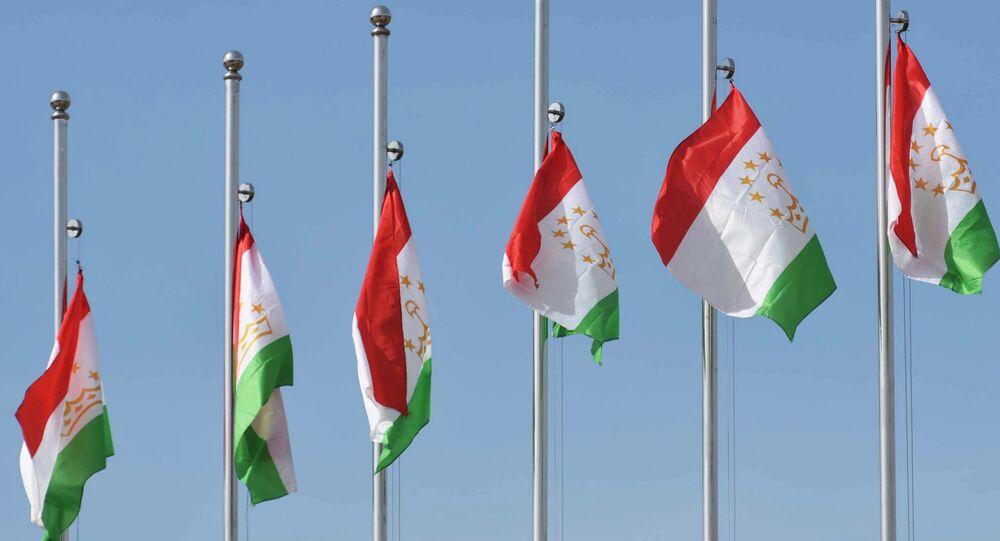 Banderas de Tayikistán