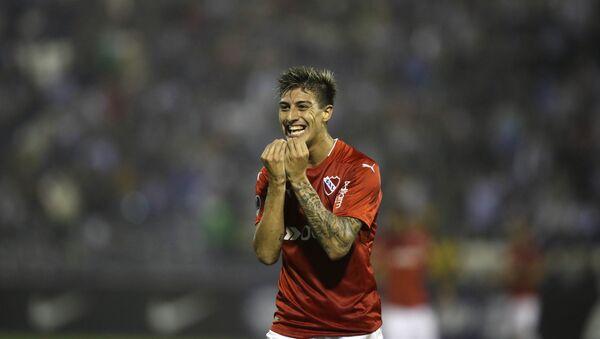 El futbolista argentino Emiliano Rigoni - Sputnik Mundo