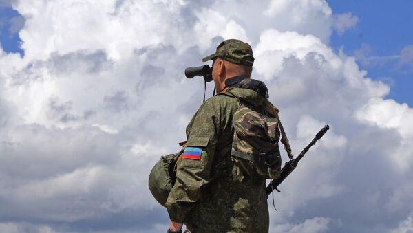 Nueva tregua en Donbás - Sputnik Mundo
