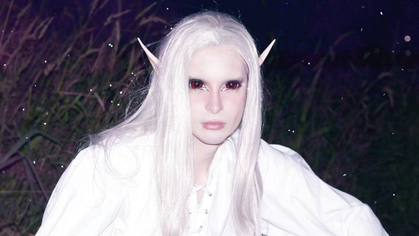 Luis Padron hecho un elfo humano - Sputnik Mundo