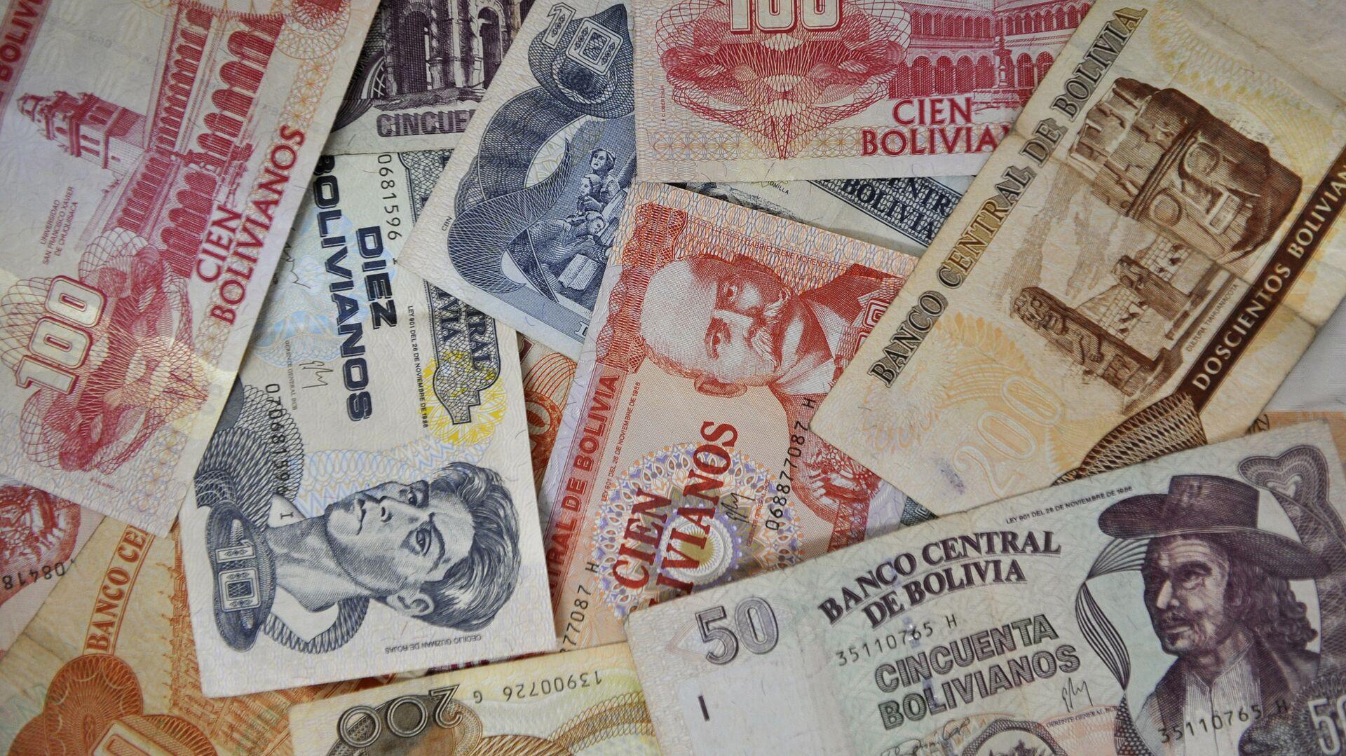 Bolivianos (billetes) - Sputnik Mundo, 1920, 30.04.2021