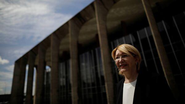 Venezuela's former chief prosecutor Luisa Ortega Diaz - Sputnik Mundo