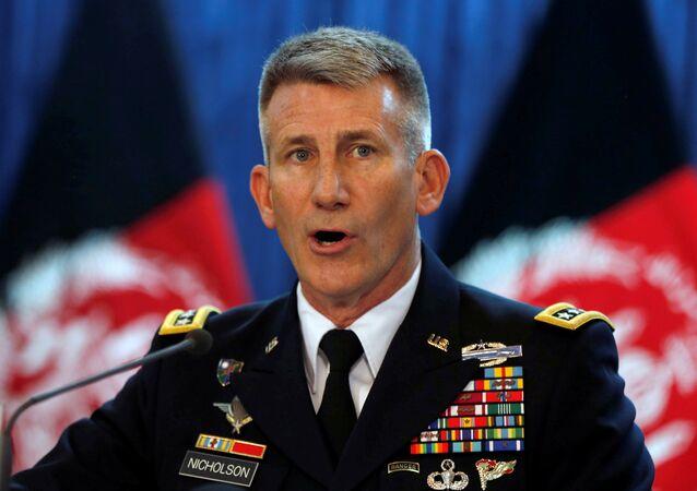 John Nicholson, general estadounidense