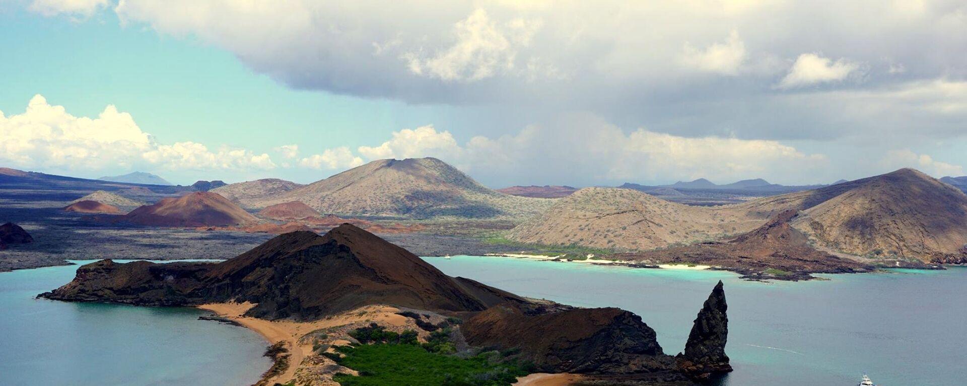 Las Islas Galápagos - Sputnik Mundo, 1920, 16.04.2021