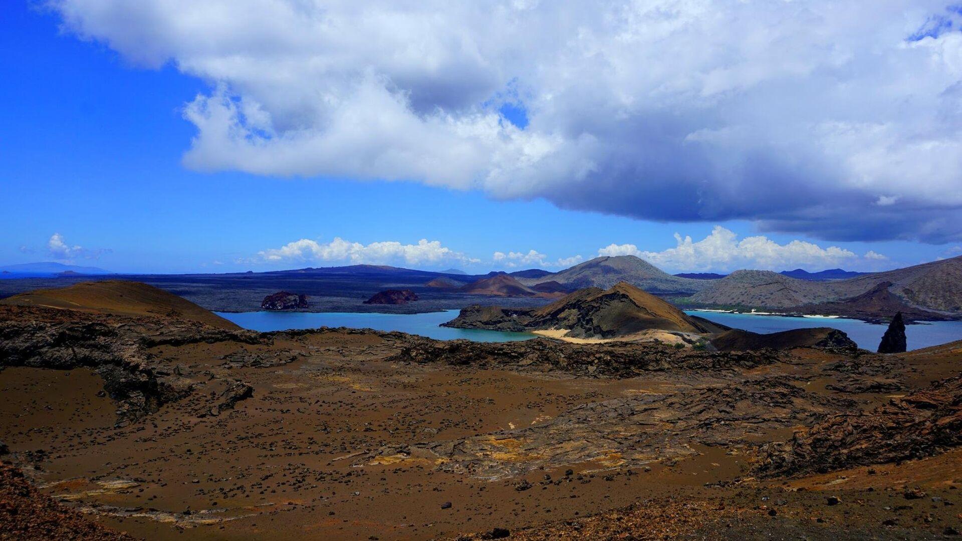 Las Islas Galápagos - Sputnik Mundo, 1920, 18.05.2021