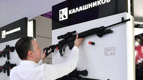El gigante armamentístico Kalashnikov - Sputnik Mundo