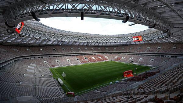 Estadio Luzhnikí - Sputnik Mundo