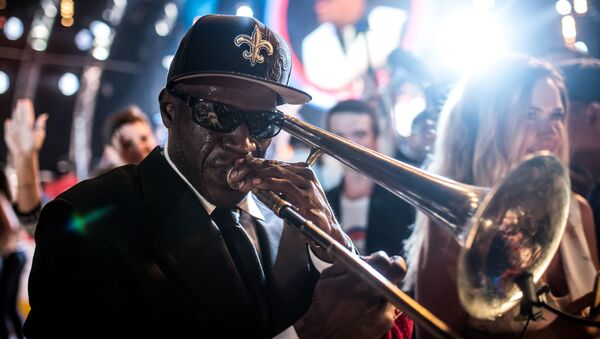 Koktebel Jazz Party 2017 - Sputnik Mundo