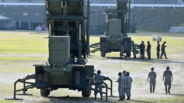 Los sistemas Patriot en Japón (imagen referencial) - Sputnik Mundo