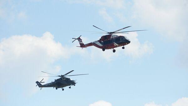 Helicóptero Mi-38-2 (archivo) - Sputnik Mundo