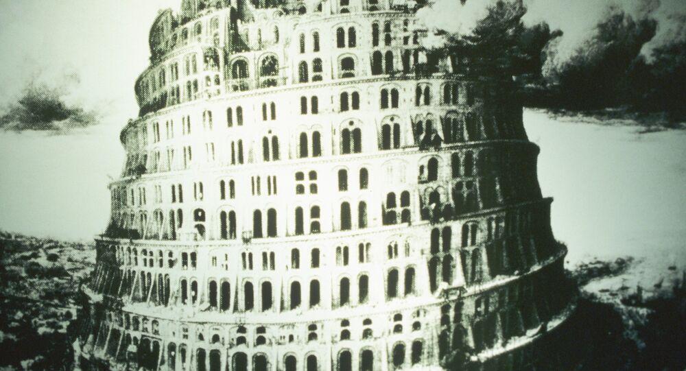 Un cuadro de la Torre de Babel