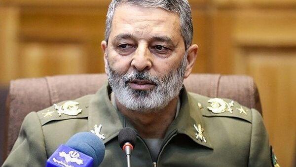 Abdolrahim Mousavi, general iraní - Sputnik Mundo