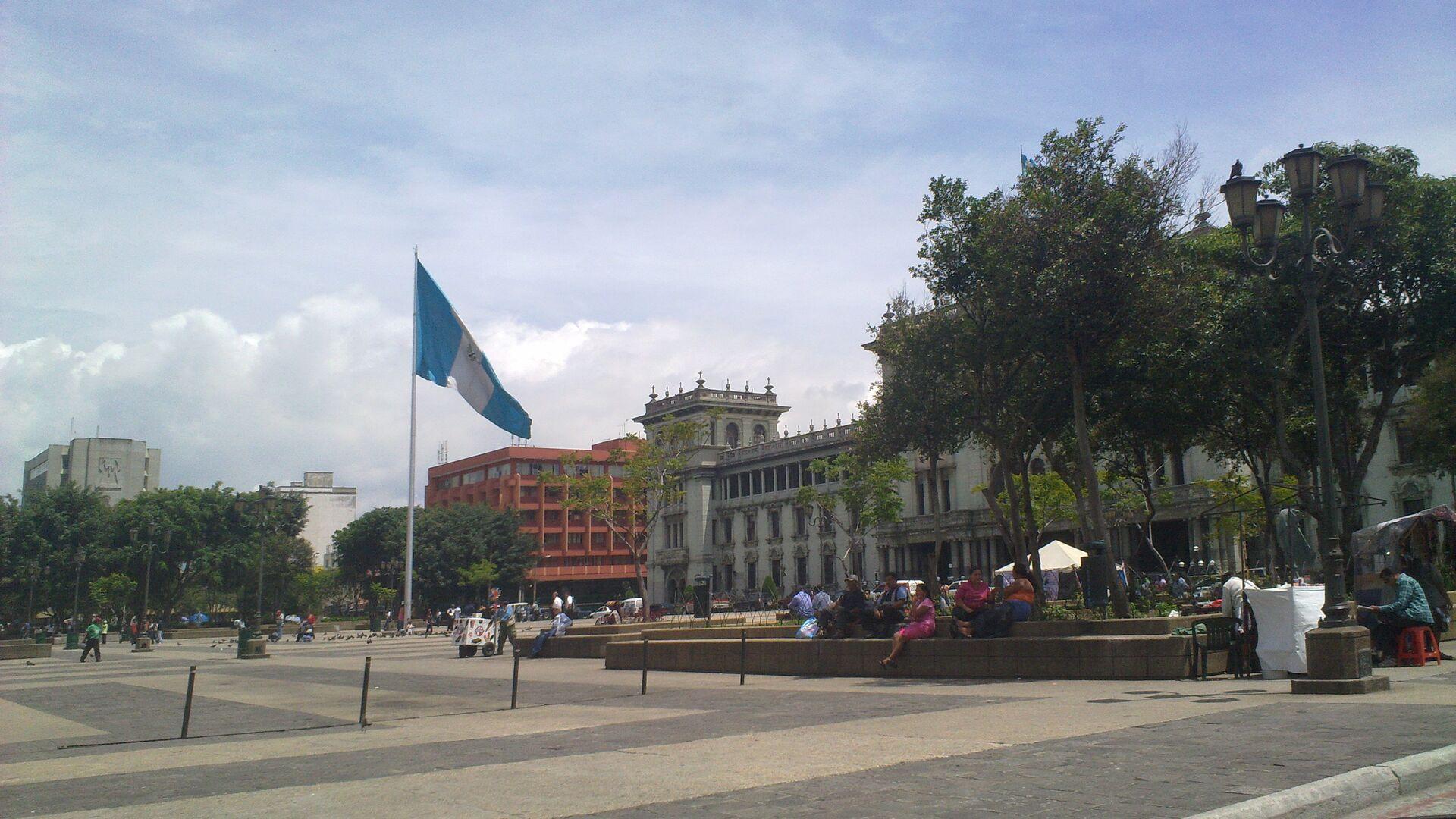 Bandera de Guatemala - Sputnik Mundo, 1920, 17.04.2021