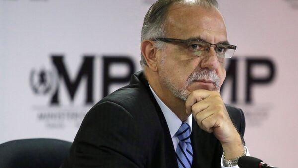 Iván Velásquez, el jefe de la Comisión Internacional Contra la Impunidad en Guatemala - Sputnik Mundo